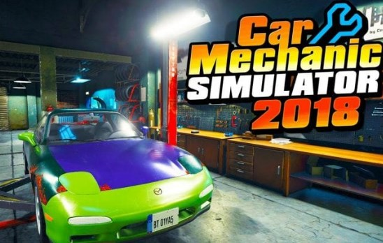 Car Mechanic Simulator 18 Apk Free on Android Game Download