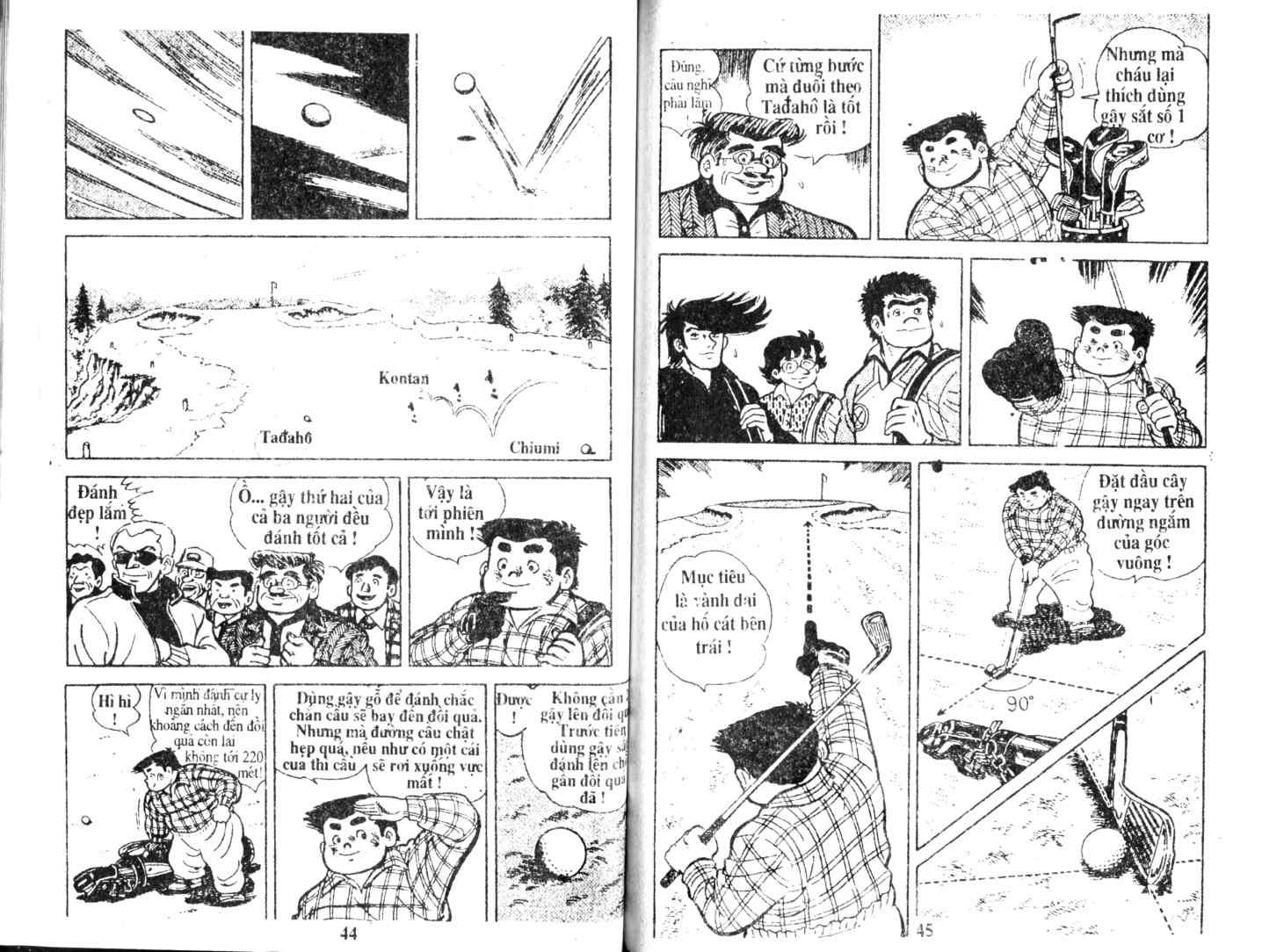 Ashita Tenki ni Naare chapter 5 trang 21