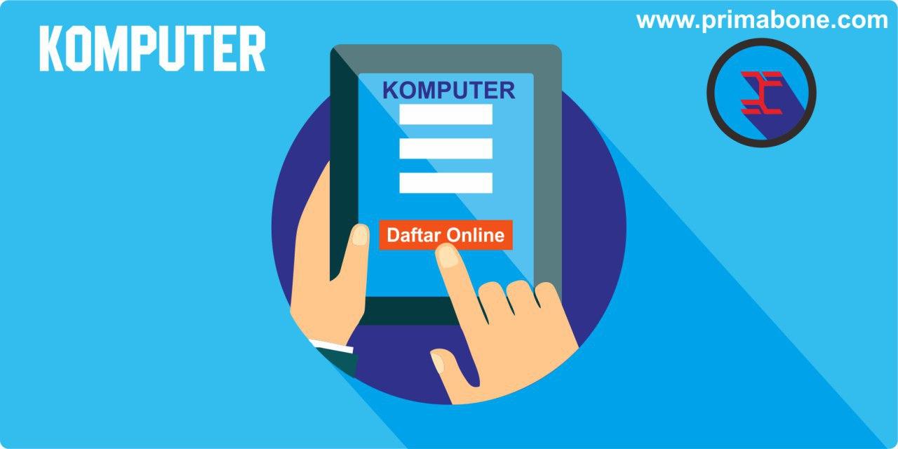 Daftar Online Kursus Komputer