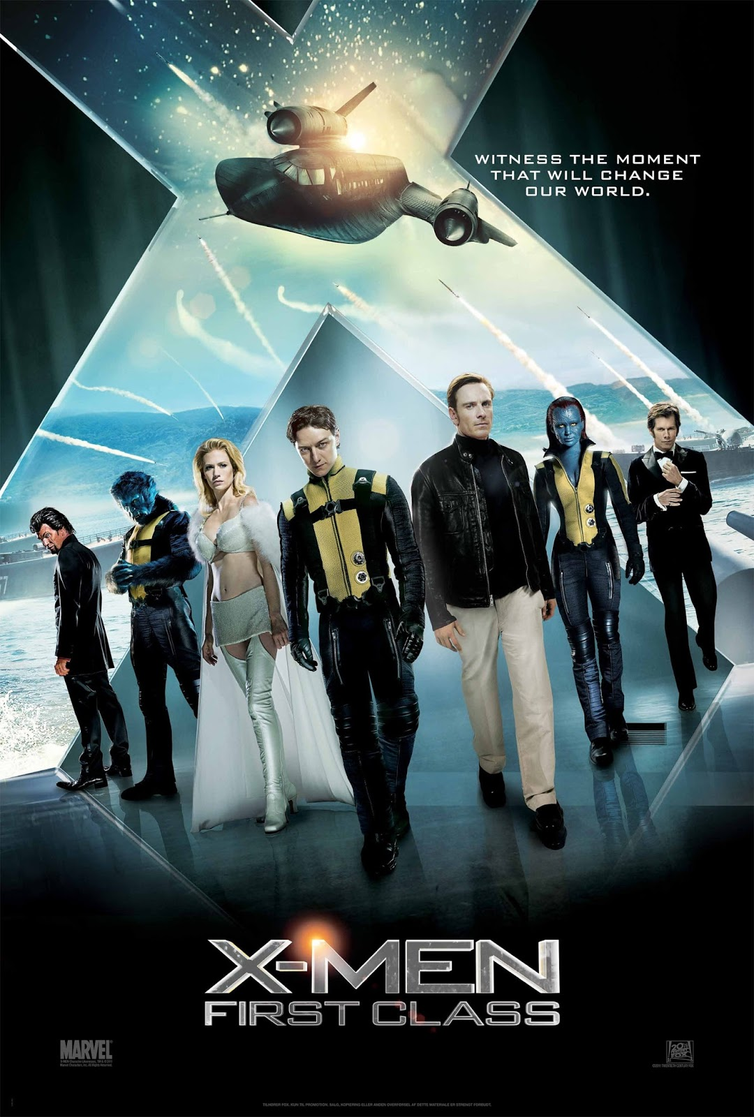 X-Men 5: First Class (2011) ταινιες online seires oipeirates greek subs