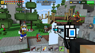 Pixel Gun 3D Pocket Edition Apk v11.2.1 Mod Unlimited Gold/Diamond Terbaru