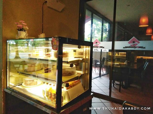 Restoran Sixty9 Islamic SteakHouse Taman Melawati