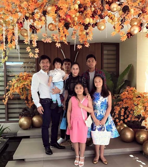 Sen. Manny Pacquiao And His Family Spends Sunday In The Most Faithful Way! Must Read!