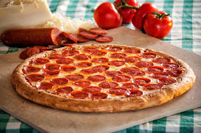 البيتزا من اكثر الاغذية ضررا