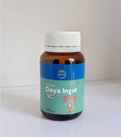 Vitamin Daya Ingat Anak - Herbal