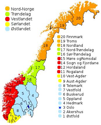 kommuner i finnmark fylke