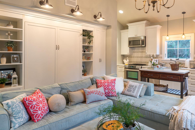 The Little Living Blog Custom California Guesthouse 600