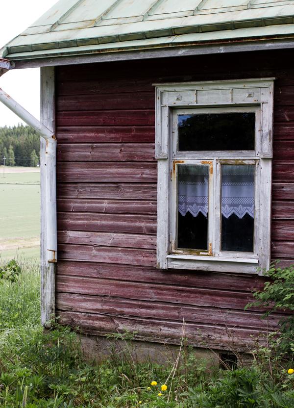 PauMau blogi nelkytplusbloggari nelkytplus vanha talo työväentalo punamulta hirsitalo mummola