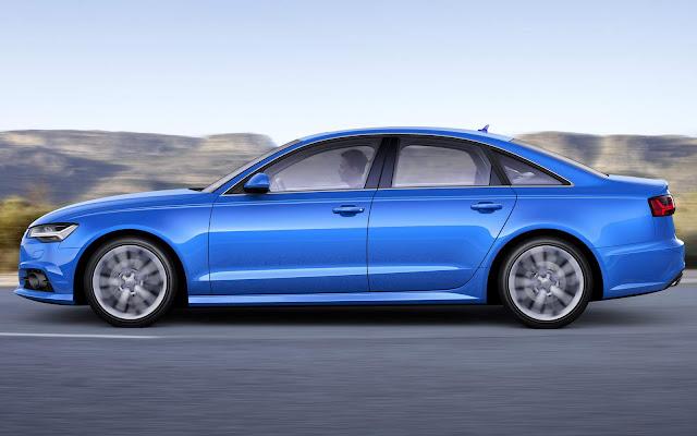 Novo Audi A6 2017