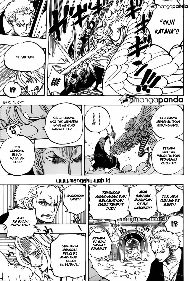 One Piece 686 687 page 16