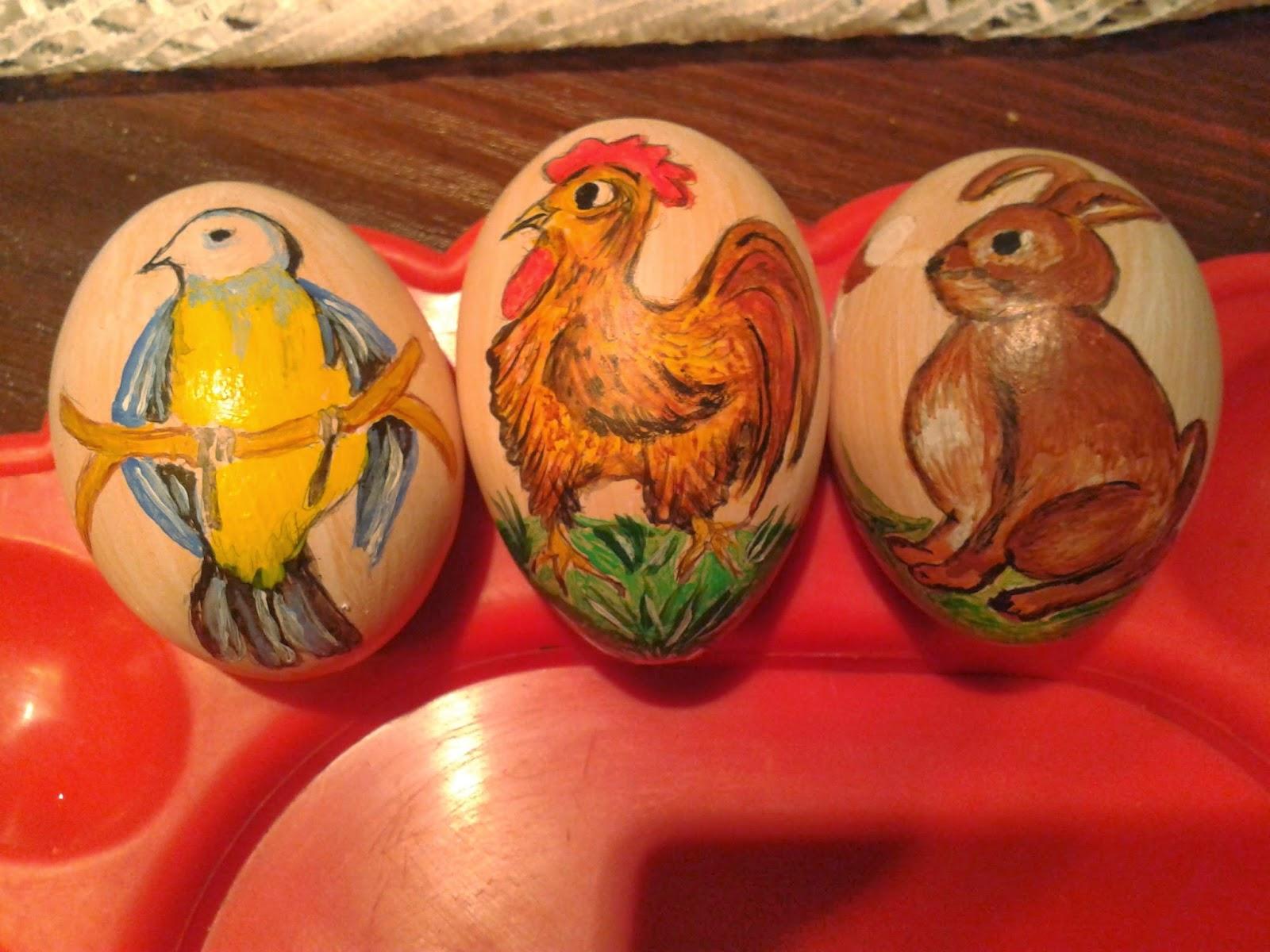pisanki recznie malowane jaja