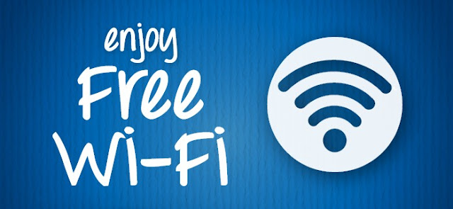 free and unlimited wifi without time limit