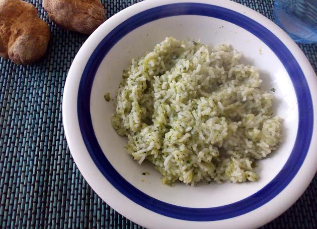 ricetta riso e broccoli