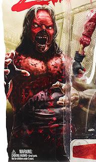 Mattel WWE Zombies Action Figures Series 3 Kane 01