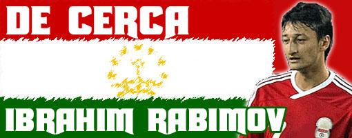 La Balompedia: De cerca: Ibrahim Rabimov.