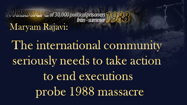 Maryam Rajavi's massage on UN ADOPTS 63RD RESOLUTION CONDEMNING HUMAN RIGHTS VIOLATIONS IN IRAN