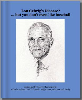 Lou Gehrig's Disease? … but you don't even like baseball ...