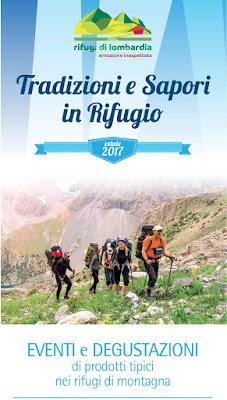 Tradizioni e Sapori in Rifugio fino al 17 settembre Brescia