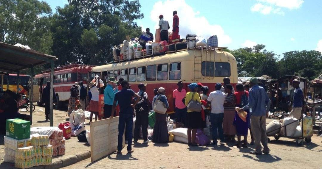 BUS FARES HIKED