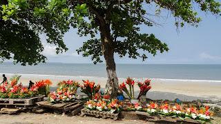 Gabon Libreville Beach for tourists