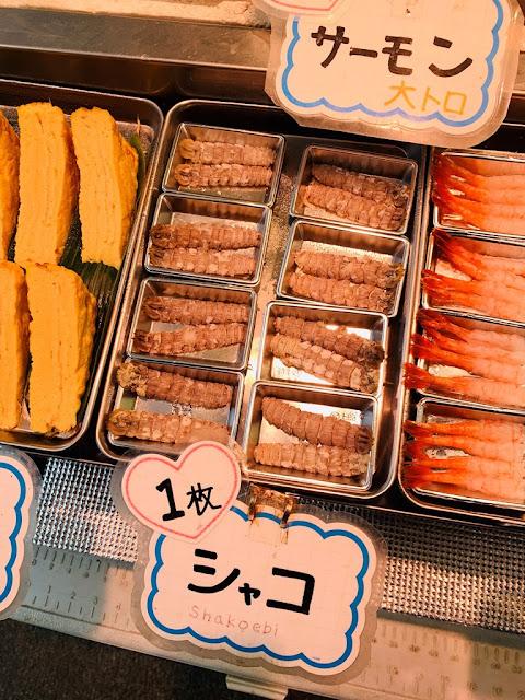 青森魚菜中心-古川市場-青森魚菜センター本店-螳螂蝦