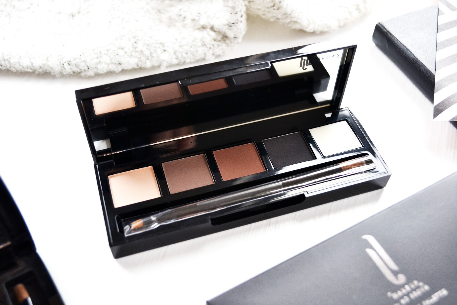 Hd brow kit, hd brow palette