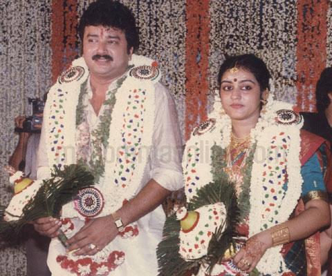 Jayaram wedding