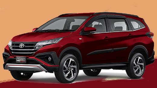 Toyota Rush Bekasi Terbaru