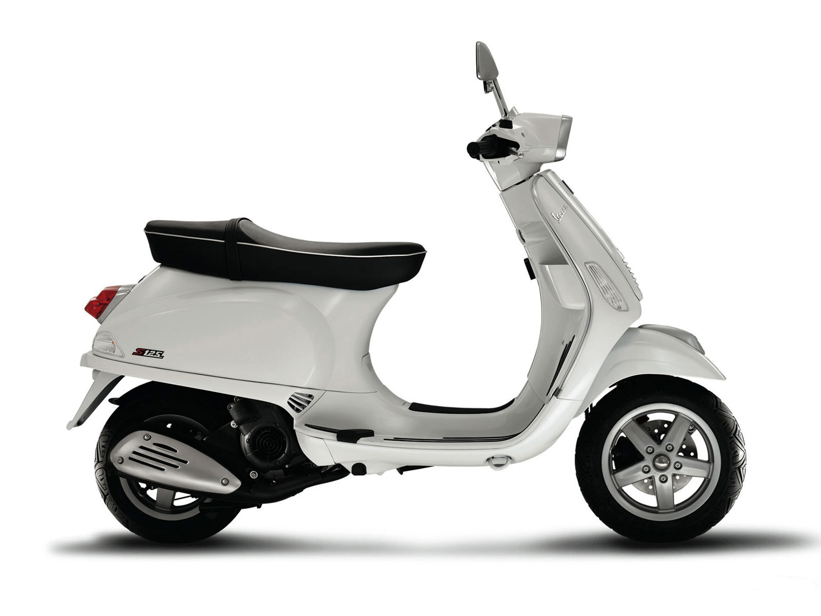 2008 Vespa S 125 Scooter Pictures Accident Lawyers Info