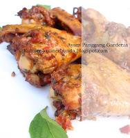Ragam olahan daging ayam di Indonesia memang sangat banyak dan salah satunya ialah ayam  Resep Ayam Panggang Gardenia Manado Enak Bangetsss