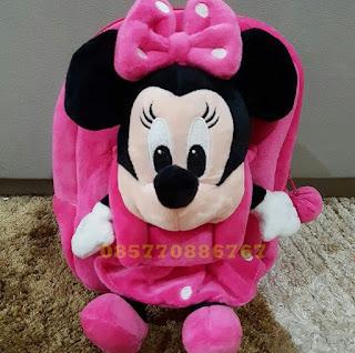 Tas Boneka Mickey Mouse