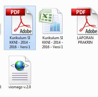 Convert File Microsoft Excel Ke File PDF