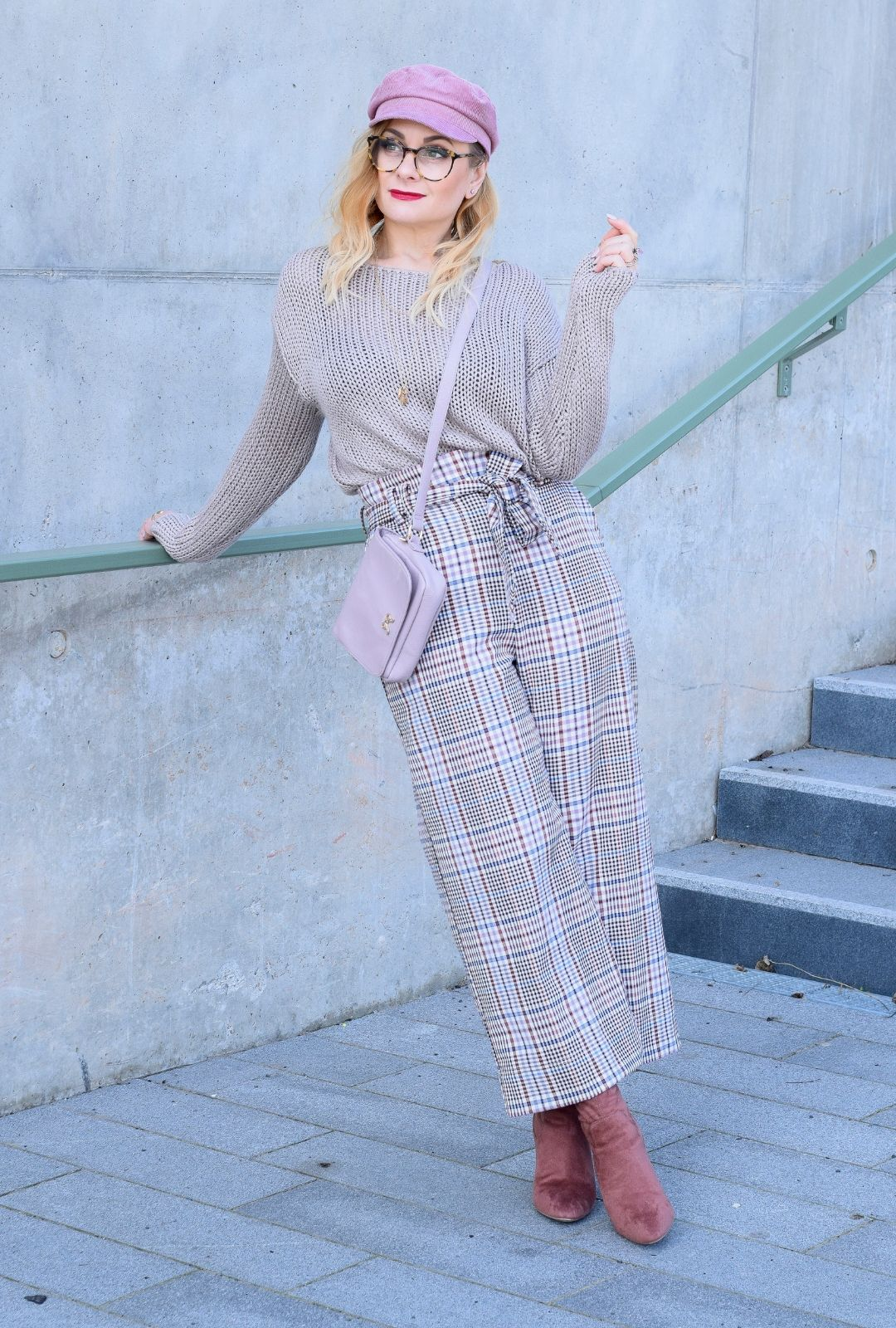 Culotte im Büro. Modeblog für Frauen ab 40