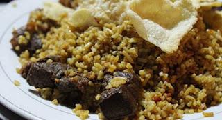 Resep Masakan Dan Cara Membuat Nasi Goreng Kambing