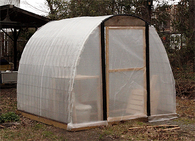 Gary In Bama: Here is a neat cheap green house
