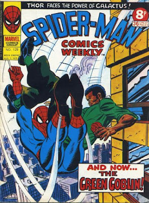 Spider-Man Comics Weekly #129
