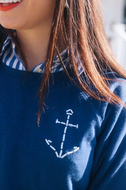 Nautical New England Style