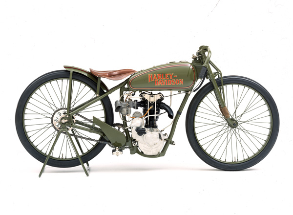 1926 Harley Davidson Ohv Peashooter Sold: Mototique: A Short History Of Harley-Davidson's Early OHV
