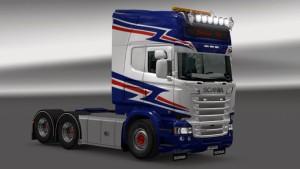 Scania RJL lessebo åc skin mod