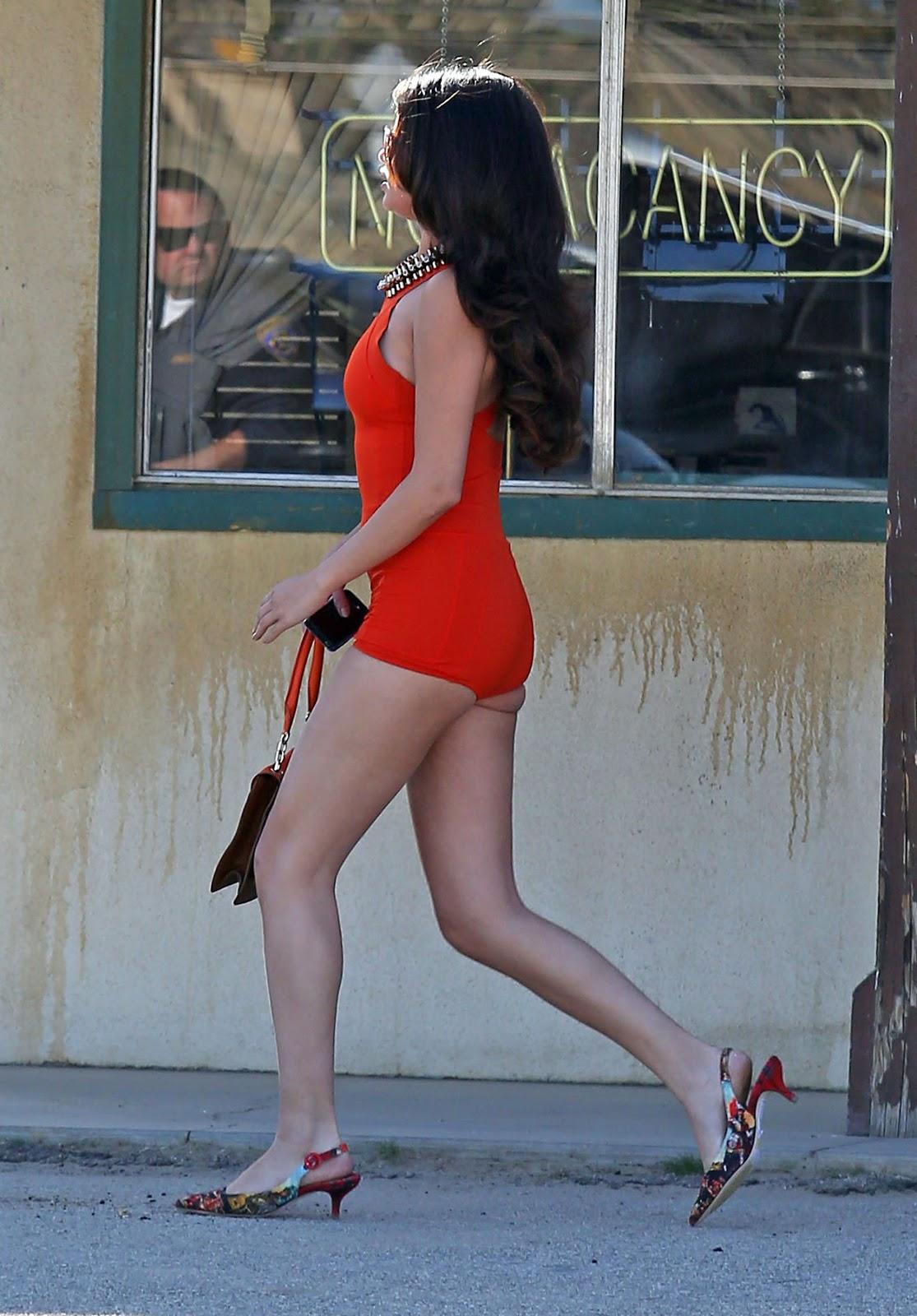 Selena Gomez Ass 101