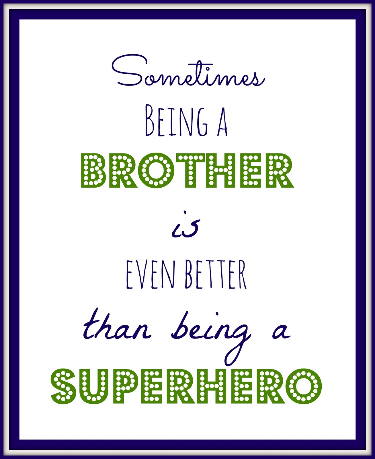 Quotes In Brother: Big Boy Room Update + Exciting Blog News