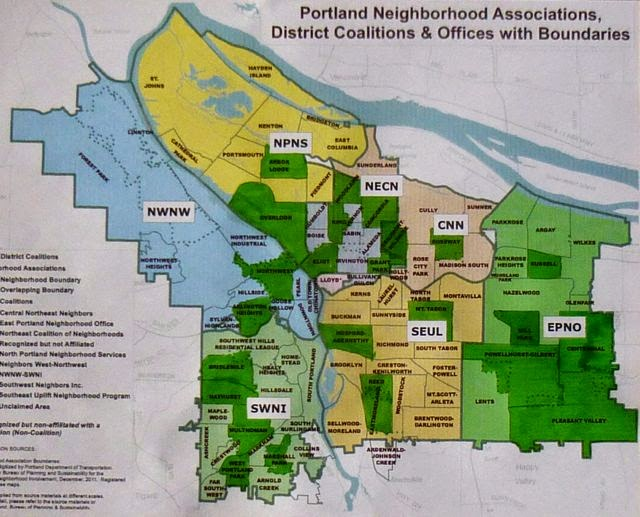 United Neighborhoods for Reform: 2014