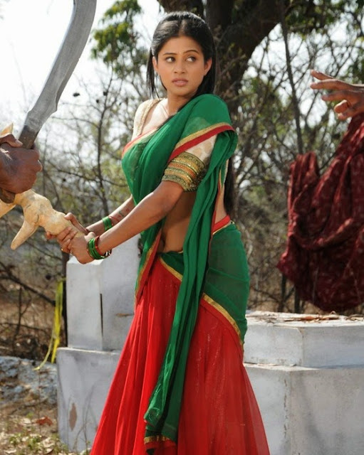 Priyamani in saree navel hot pics