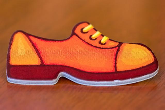 topánka v hre Zajíc v pytli