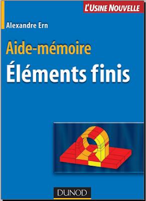 Télécharger Livre Gratuit Aide-mémoire des éléments finis pdf