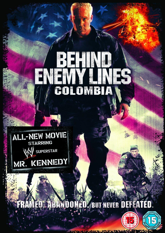 Behind Enemy Lines Colombia ถล่มยุทธการโคลอมเบีย [HD][พากย์ไทย]