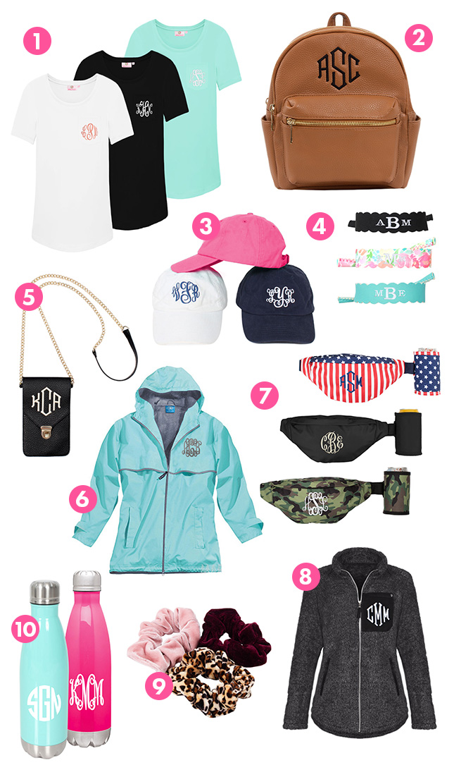 monogrammed clothing shoes and accessories for a day at disney