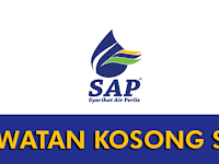 Jawatan Kosong di Syarikat Air Perlis Sdn Bhd - Permohonan Terbuka