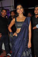 Pooja Hegde choli saree at DJ Duvvada Jaggannadham music launch ~  Exclusive 128.jpg