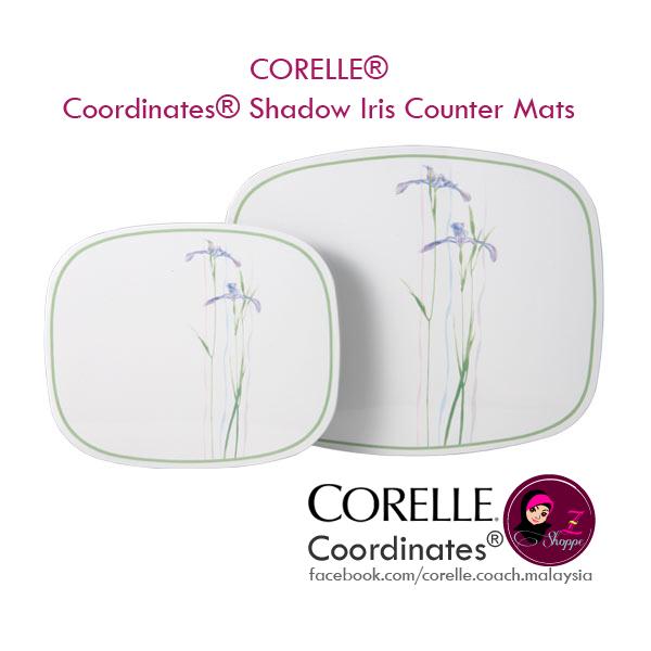 Z Khayra Luxuries Corelle 174 Shadow Iris Collectibles Pre